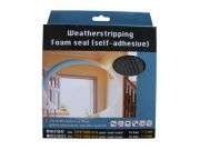 Weatherstrip Foam Seal (self-adhesive)