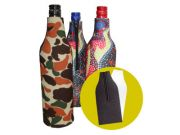 Wine Bottle (750ml) - Zip Panel